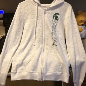Women's New MSU Sweatshirt Size XL